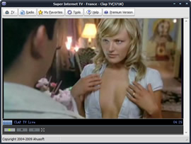 Super Internet TV Screen shot